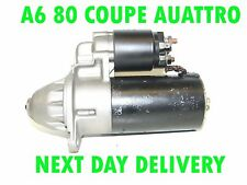 AUDI A6 80 COUPE AUATTRO 1.9 2.0 2.2 2.3 1980 1981 > 1997 RMFD STARTER MOTOR