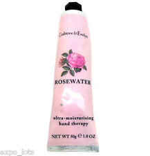 Crabtree & Evelyn ROSEWATER Ultra Moisturizing Hand Therapy 1.8 oz