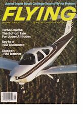 Flying Magazine (Sep 1979) (Turbo Dakota, TCA Clearance, Beech Skipper, T-34C)