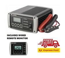 PROJECTA Intelli-Charge 25A 12V Battery Charger 7 Stage Auto IC2500 Caravan 4x4
