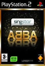 SingStar Abba (PS2) VideoGames