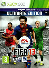 FIFA 13 Ultimate edition (xbox 360) - free postage - with pamphlets