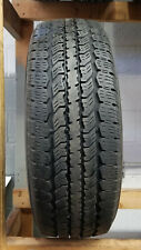(1) Used 245/70R17 General Grabber TR 114/110S 11/32nds DOT 2810