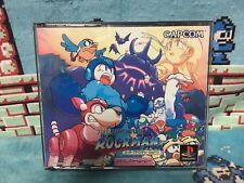 Super Adventure Rockman PlayStation Japan NTSC-J Capcom Mega Man