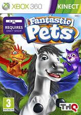 Fantástico Mascotas ~ XBox 360 Kinect Juego (EN BUEN ESTADO)