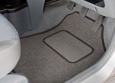 VW CADDY VAN (2004 ONWARDS) DARK GREY TAILORED CAR MATS WITH BLACK TRIM [1423]
