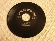 RUBY WRIGHT  THIS IS CHRISTMAS/CHRISTMAS MARCHING SONG CANDEE 502