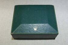 Rolex rare vintage triangle watch box ref. 67.80.3 for sport models used conditi