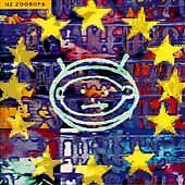 * U2 - ZOOROPA (CD, Jun-1993, Island (Label))