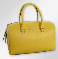 AUTHENTIC KATE SPADE - MELINDA HEAD IN THE SAND PURSE – GOLDENROD – LEATHER–NWT