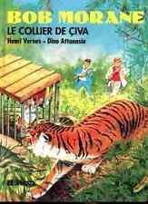 BOB MORANE BD Bédé LE COLLIER DE CIVA ATTANASIO LEFRANCQ Album Henri VERNES