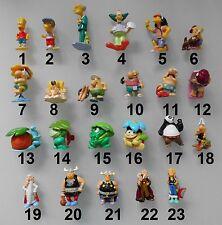 Ferrero Figuren Simpsons / Strand-Nasen / Kund Fu Panda / Asterix zur Auswahl
