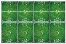 Fussball Tischdecke Decke Plastiktischdecke Tischdecken Fußballparty Fußball WM
