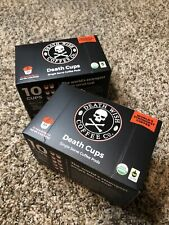 Death Wish Coffee Single Serve Capsules for Keurig K-Cup Brewers - 10 Count x 2
