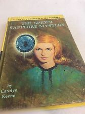 The Spider Sapphire Mystery, Nancy Drew Mystery by Carolyn Keene