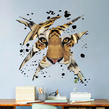 Animals Tiger Shadow Room Home Decor Removable Wall Sticker Decals Decoration