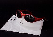 OCCHIALI Cebe Cebè DA SOLE Bambino Vintage Rossi sportivi Sunglasses Originali
