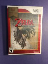 The Legend of Zelda Twilight Princess *Nintendo Selects*  (Wii) NEW