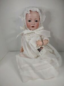 Antique Bisque Kestner Baby Doll Ges Gesch No 1070 Made in Germany c.1914 Seeley
