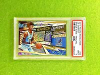 JA MORANT FRACTAL PRIZM ROOKIE CARD PSA 9 MINT RC  2019-20 Revolution SHOCK WAVE