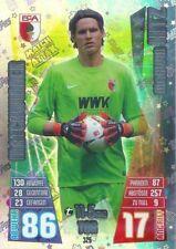 Deutsche Saison 2015-2016 FC Augsburg Fußball Trading Cards