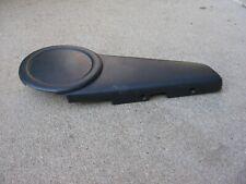 81-91 GMC CHEVY BLAZER S10 S15 K5 2 DOOR JIMMY BUCKET SEAT TRIM COVER LH UPPER