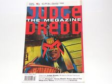 COMIC - JUDGE DREDD THE MEGAZINE No.1 OCTOBER 1990 - FIRST ISSUE (OS01)