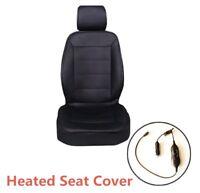 Car Heated Seat Cushion Hot Cover Auto 12V Heat Heater Warmer Pad-winter