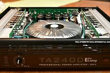 The t. amp ta2400 MK-x Sweetspot Edition audio high-end!