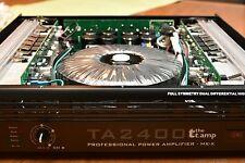t.amp TA2400 MK-X Sweetspot Audio Edition High-end!