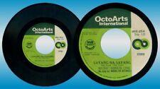 "Philippines MANILYN REYNES ""Sayang Na Sayang"" OPM 45 rpm Record"