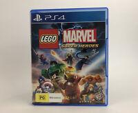Lego Marvel Super Heroes PS4 Playstation 4