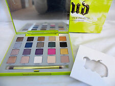 urban decay vice ltd lidschattenpalette ausverkauft authentic