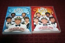 The Love Boat - Season One, Volume 1 & 2 (DVD, 2008, 7-Disc Set) *Brand New*