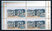Bund/BRD 2153  4er Block E1+2 (110) -Landesparlamente-** Postfrisch 2000