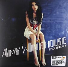AMY WINEHOUSE Back to Black LP Vinyl NEW 2007
