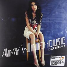 Amy Winehouse Back To Black Vinyl LP New 2007