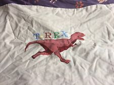 Boys Dinosaur Single Duvet Cover & Pillow Case Set