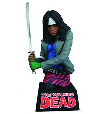 Nouveau Diamond Select Walking Dead Michonne Bust Bank