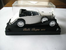 SOLIDO ROLLS ROYCE CONVERTIBLE WHITE 1/43 SCALE