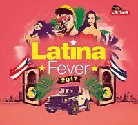 LATINA FEVER 2017  4 CD NEW