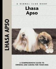 Lhasa Apso Comprehensive Owner's Guide
