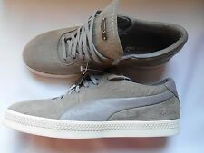 ALEXANDER McQUEEN X PUMA womens running shoes gray leather Size 7 New with tag