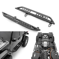 1:10 KYX Side Step Pedal Plate Rock Slider for Axial SCX10 III AX103007 RC Truck