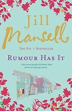 JILL MANSELL  __ RUMOUR HAS IT __ BRAND NEW __ FREEPOST UK