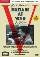 Second World War Collection -Rosie Newmans Britain At War In Colour [DVD]