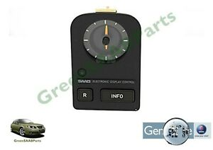 SAAB 9000 (1985>1998) Clock & Lux Sensor 9513334, New Genuine SAAB Part