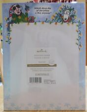 Hallmark Maxine Christmas Computer Writing Paper~New~J Wagner 25 Sheets 8.5 x 11