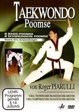 Taekwondo Poomse (DVD) gebr.-gut