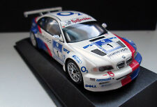 BMW M3 GTR ADAC 24H Minichamps 1/43 Limited Edition Muller Stuck Lamy 2005 Model